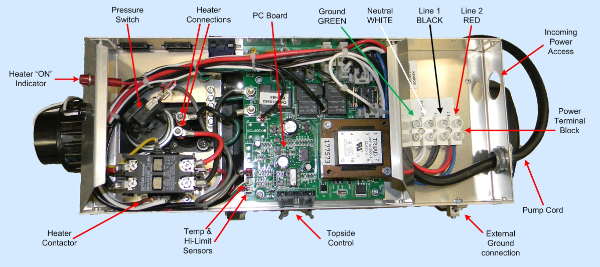 Spa Heater Wiring Diagram - Wiring Diagram Expert on hot tub wiring 120v, hot tub wiring 220, hot tub repair, hot tub plumbing diagram, hot tub thermostat, electrical outlets diagram, hot tub trouble shooting, hot tub connectors, hot tub pump diagram, hot tub timer, hot tub heating diagram, hot tub parts diagram, hot tub heater, hot tub schematic, hot tub specification, hot tub wiring install, hot tub wiring guide, ceiling fan installation diagram, circuit diagram, hot tub hook up diagram,