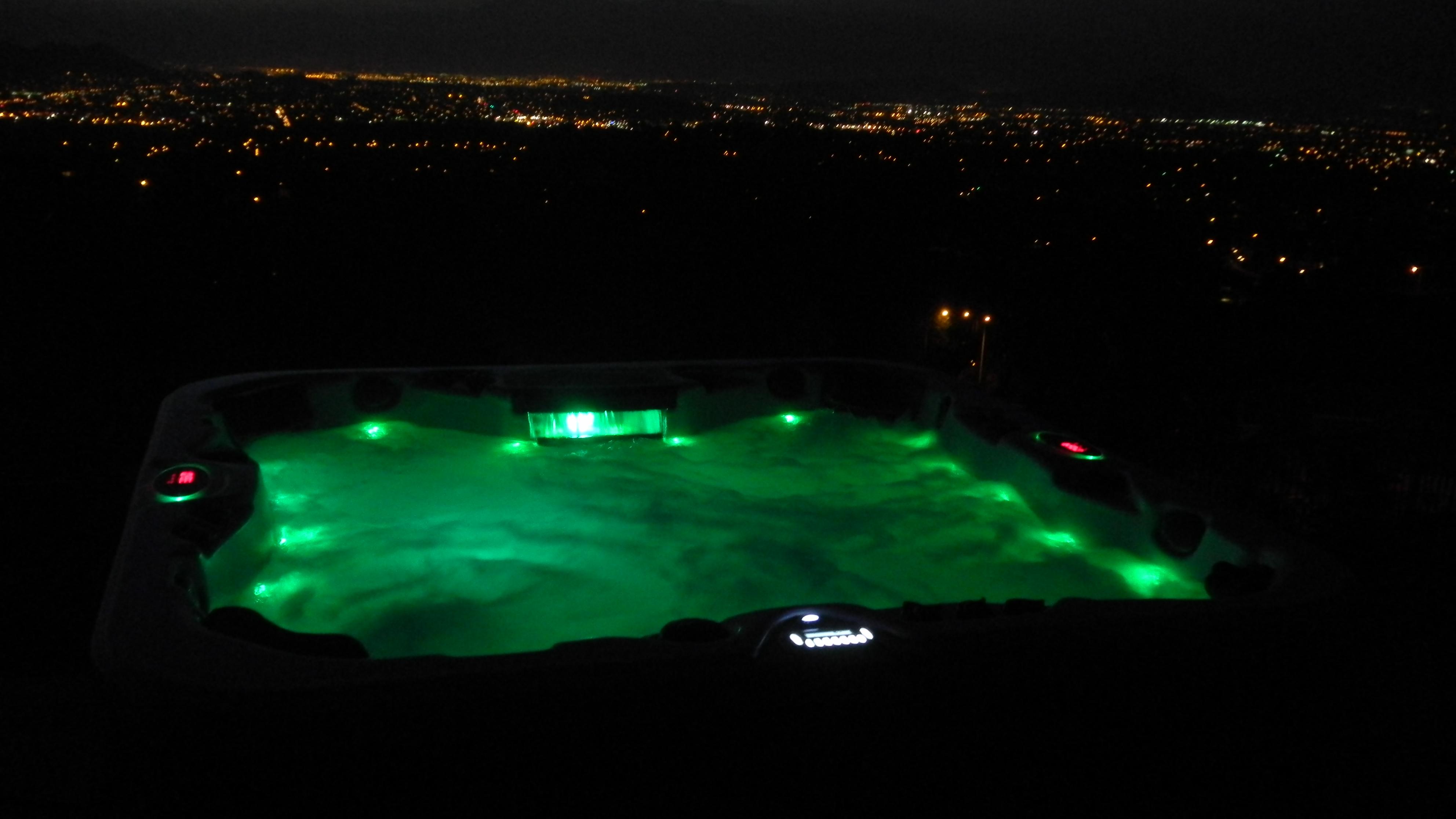 Acura Spa Systems - Spa Lighting