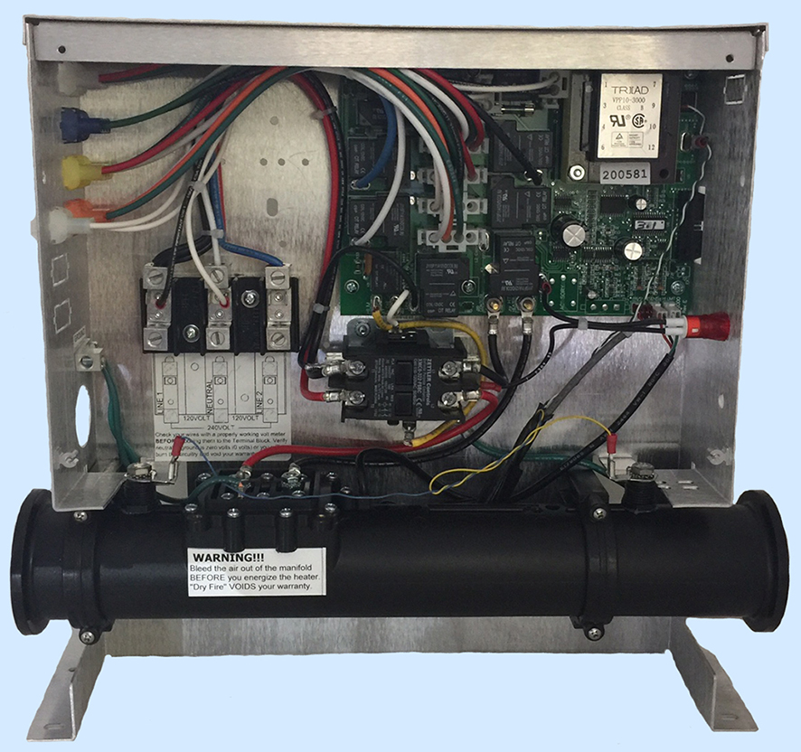Reliable Hot Tub Control For  299 95 Free Freight Factory