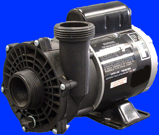Hot tub control for spa pump for spa for Replacement hot tub motor pump