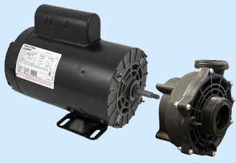 b235_wetend $244 95 motor free freight fits all ultra jet pumps 56 frame thru  at reclaimingppi.co