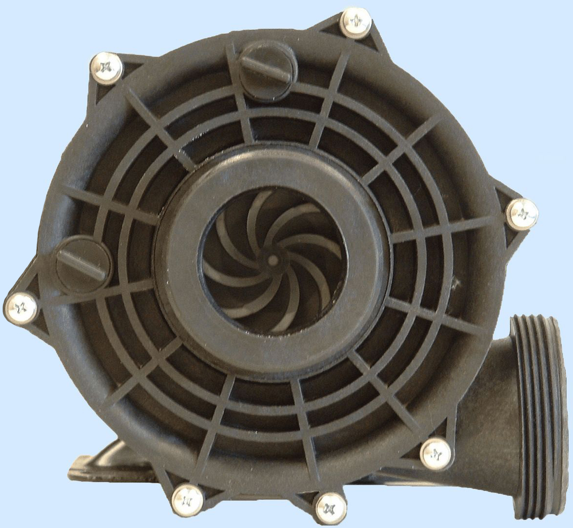 Free Advise How To Replace A Waterway Impeller