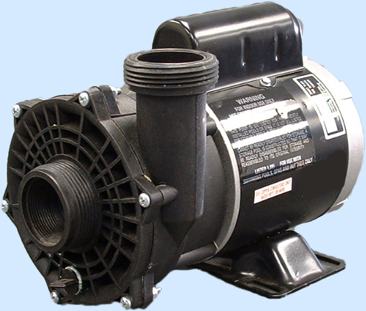 spa pump and motor 114 95 freight mfg direct why pay retail 10 stealth circulating pump
