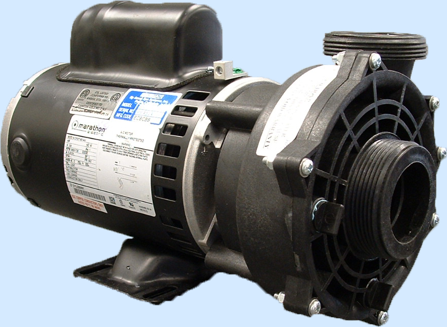 mm23020 me spa pump and motor $114 95 free freight mfg direct why pay retail Jacuzzi Pump Motors Wiring Diagrams at eliteediting.co
