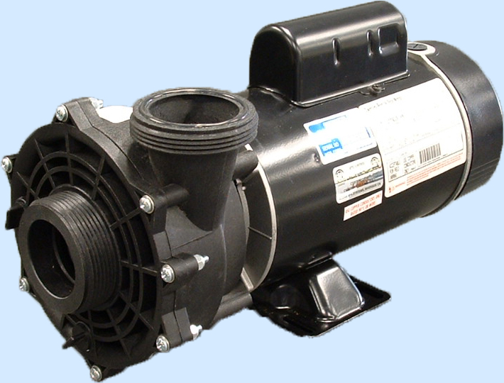 Spa pump free freight factory direct spa for Hot tub pumps and motors
