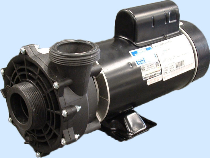 Spa pump and motor free freight mfg direct why pay for Jacuzzi tub pump motor