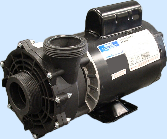 B235 electric motor free freight waterway for Hot tub pumps and motors