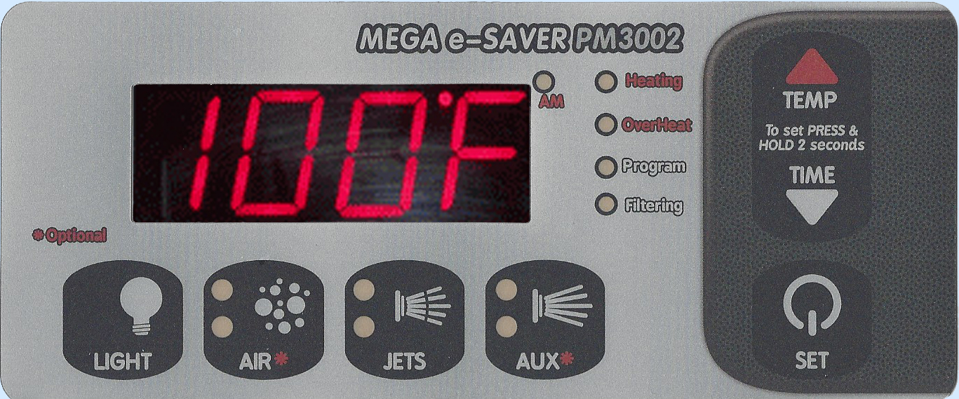 PM3002 Digital Top Side Control
