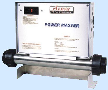 Power Master Digital Spa Controller